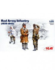 RKKA Infantry, 1939-1942