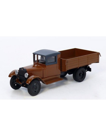 Diecast Model: ZIS(AMO)-2 (brown)