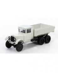 Diecast Model: ZIS-36 (white)