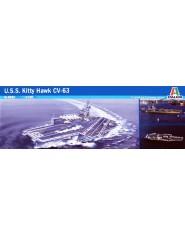 U.S.S. Kitty Hawk CV-63