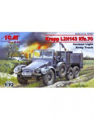 Krupp L2H143 Kfz.70 WWII German light truck