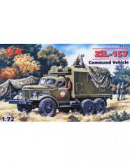 Zil-157 Soviet command truck