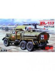 Zil-157 Soviet fuel truck