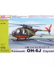 Kawasaki OH-6J Cayuse