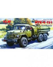 Zil-131 Soviet fuel truck