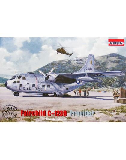 Fairchild C-123B Provider