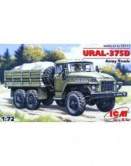Ural-375D Soviet Army cargo truck