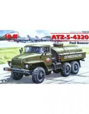 Ural-4320 Soviet Army fuel truck