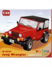 Jeep Wrangler (carton)