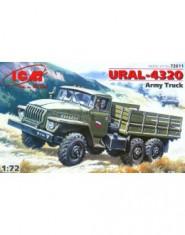 Ural-4320 Soviet Army cargo truck