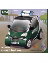 Smart Fortwj Politie (carton)
