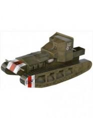 Tanc Mk.A ,,WHIPPET,, (carton)
