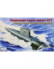 ,,Kilo,, class submarine, project 877 ,,Paltus,,