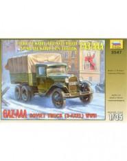 GAZ-AAA (3-axle)