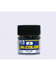BLACK /gloss - 10ml/