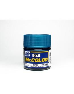 METALLIC BLUE GREEN /metllic - 10ml/