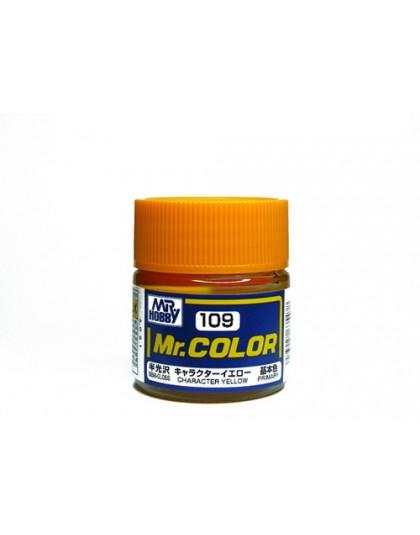 CHARACTER YELLOW /semi-gloss - 10ml/