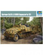 German Sd.Kfz. 8 DB10 Gepanzerte 12t
