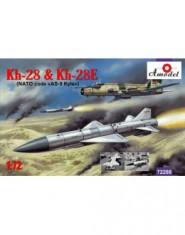 Kh-28 & Kh-28E rockets