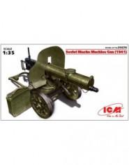 Soviet Maxim Machine Gun (1941)