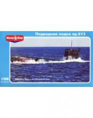 Submarine Project 613 Whiskey-III class
