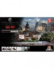 HIMMELSDORF DIORAMA SET - World of Tanks