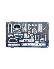 Photoetched set for ART Model Su-25