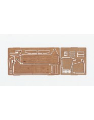 Photoetched set Fenders for Sd.Kfz.138/2 Hetzer