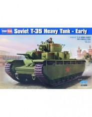 Soviet T-35 Heavy Tank - Early