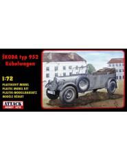 SKODA typ 952 Kubelwagen
