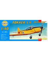 FOKKER S11 ,,instructor,,