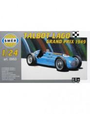 TALBOT LAGO. Grand Prix 1949
