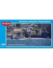 ,,Zaporizhzhia,, ukrainian submarine, project 641 Foxtrot class