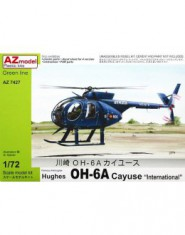 Hughes OH-6A Cayuse ,,International,,