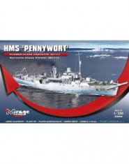 HMS ,,PENNYWORT,,