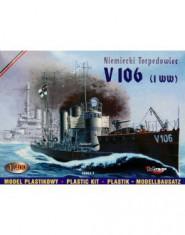 German torpedo-boat V 106 ( I WS)
