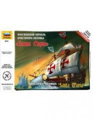 Christopher Columbus flagship ,,Santa Maria,,
