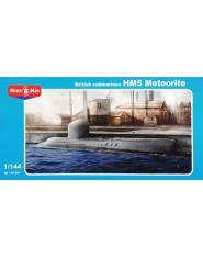 British submarines HMS Meteorite
