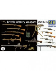British Infantry Weapons WW II era