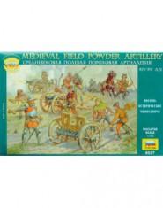 MEDIEVAL FIELD POWDER ARTILLERY XIV-XV A.D.
