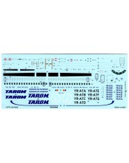 DECAL ATR-42-500 ,,TAROM,,