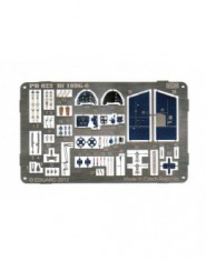 Photo-etched Bf 109G-6