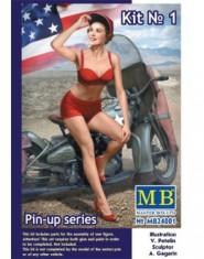 Pin-up series, Kit No. 1. Marylin