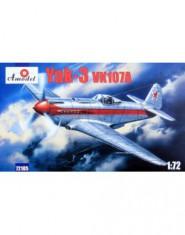 YAK-3 VK107A
