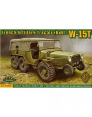 French Artillery Tractor (6 x 6) W-15T