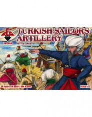 Turkish Sailors Artillery 16-17 centry