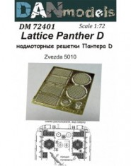 Grilles Panther D