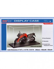 Display Case (24.6 cm X 10.6 cm X 15.0 cm)