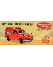 Morris Minor 1000 Royal Mail Van