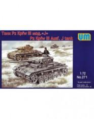 Pz Kpfw III Ausf. J tank